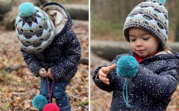 Cup-Cake-Beanie by Crochething